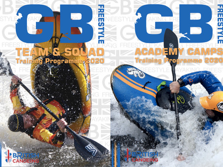 GB Academy, Team & Squad Training Programmes 2020