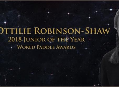 World Paddle Awards Winner 2018!