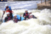 White Water Rafting by Wilkinson Photogr