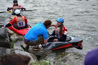 Coaching Freestyle Kayaking