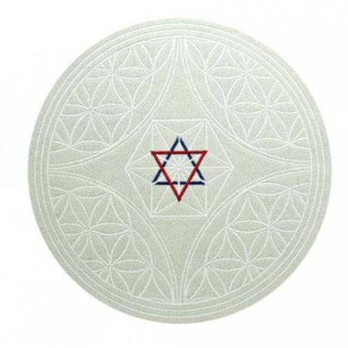 神聖幾何学魔法陣 グランドクロス:白