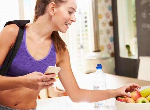 ¿Desayunar antes o después de correr?