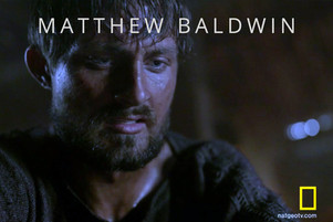 Photo of Matthew Baldwin, actor and theatre maker