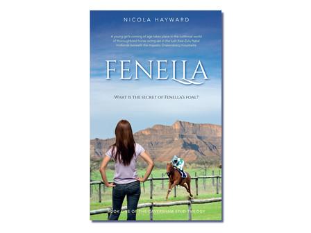 Fenella's Foal book cover