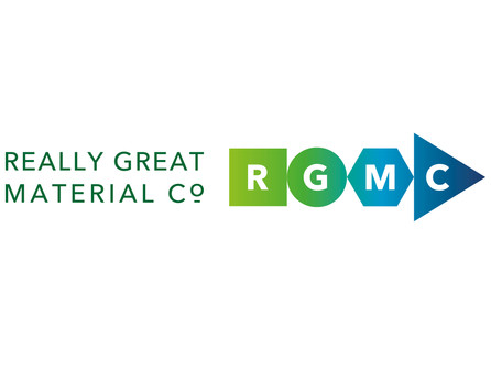 Logo for the Really Great Material Company, South Africa.jpg