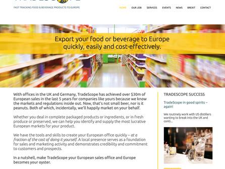TradeScope Website