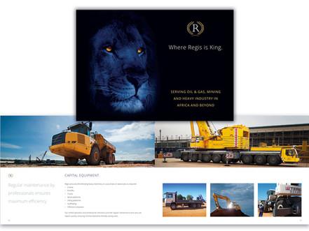 Regis Company Brochure