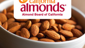 Success comes from a meeting at the Almond Board Gala Dinner