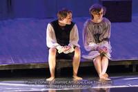 Still from the play Hamlet
