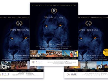 Regis Forbes Magazine Ads