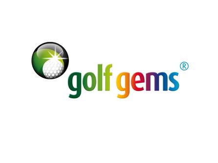 Logo for GolfGems, South Africa