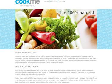 cookme website
