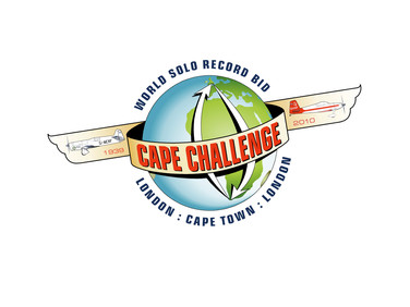 Logo for Cape Challenge, U.K. and South Africa