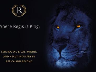 Regis 'Blue Lion' campaign