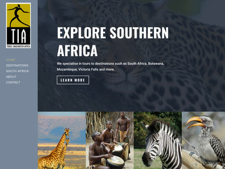 Travel Imagination Africa