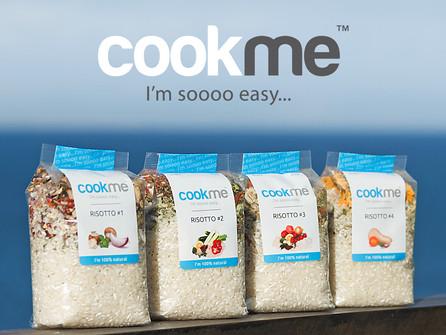 cookme Branding