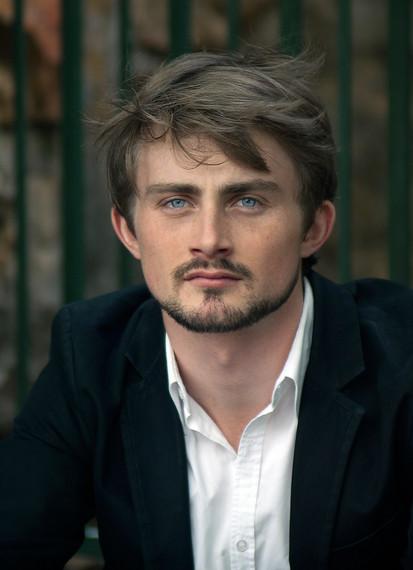 Matthew Baldwin portrait photo