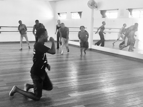 Choreography and Technique Workshops