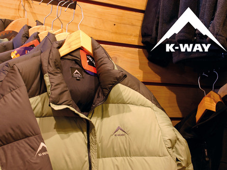 K-Way Clothing