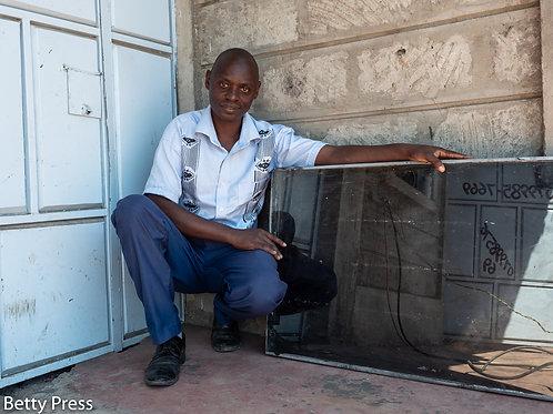 Solar Kisasa's Water Heater