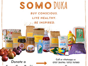 #SomoCarePacks supporting families in need during Covid-19.