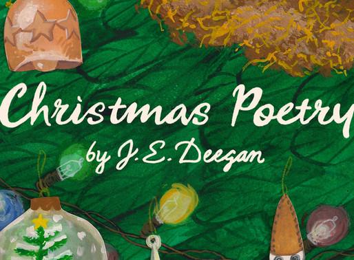 'Tis the Season with Author J. E. Deegan