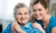 Silverlinks. elderly support. Lymington. hart. Dementia support. Helping the elderly.