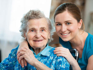 Coronavirus, demenza e anziani