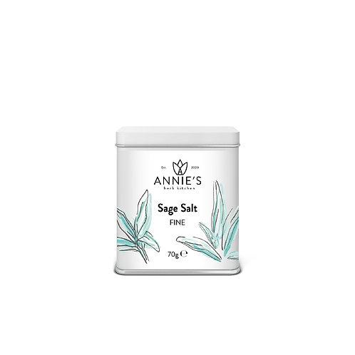 Annie's Sage Salt Fine