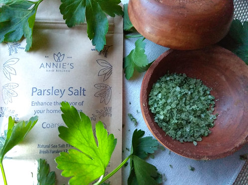 Parsley Salt