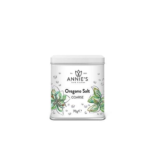 Annie's Oregano Salt Coarse