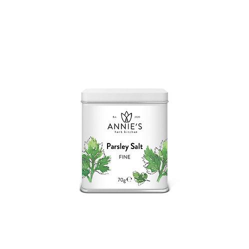 Annie's Parsley Salt Fine