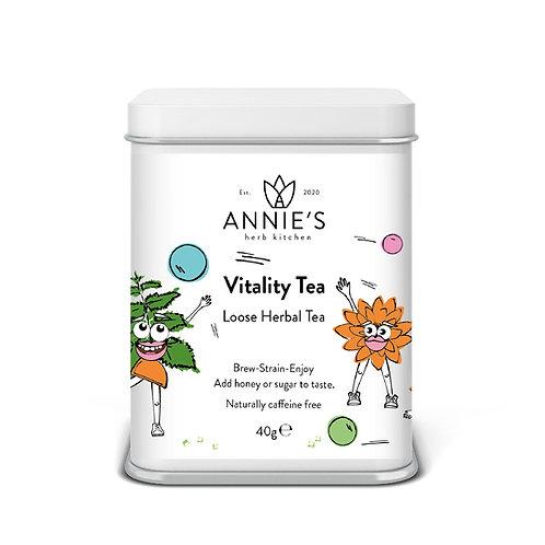 Vitality and detox tea