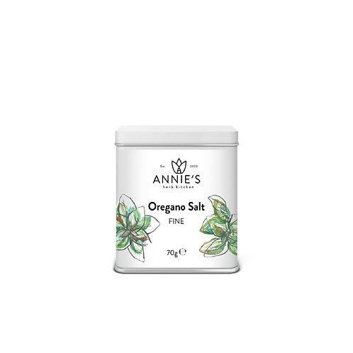 Annie's Oregano Salt