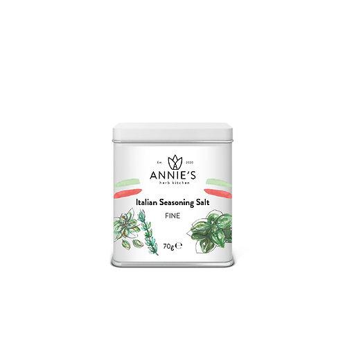 Annie's Italian Seasoning Salt Fine
