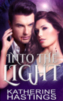 Into the Light Cover Katherine Hastings.