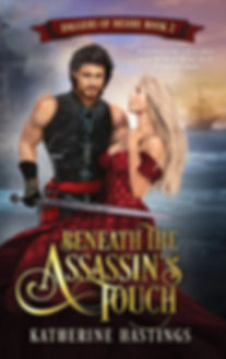 Beneath Assassin's Touch Digital Cover D