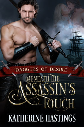 Beneath the Assassin's Touch NEW cover.j