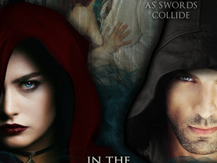 COVER REVEAL for IN THE ASSASSIN'S ARMS!