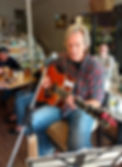 Songs and Stories at Jenny's in Sooke