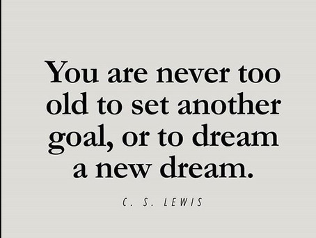 If you dream it, you can DO IT.