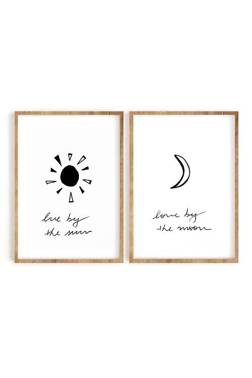 Composição Sun & Moon