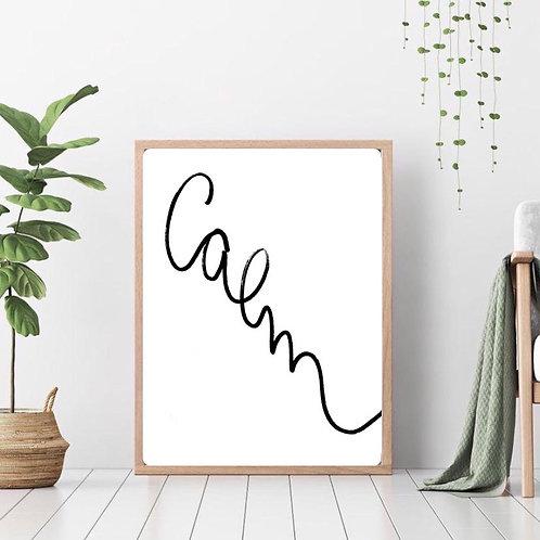 Quadro Calm