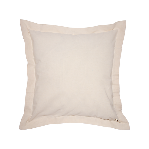 JOSH - Capa Almofadão (algodão cru) 60x60