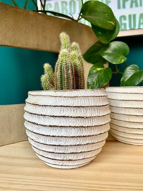 JOSH - Vaso de Cerâmica Artesanal