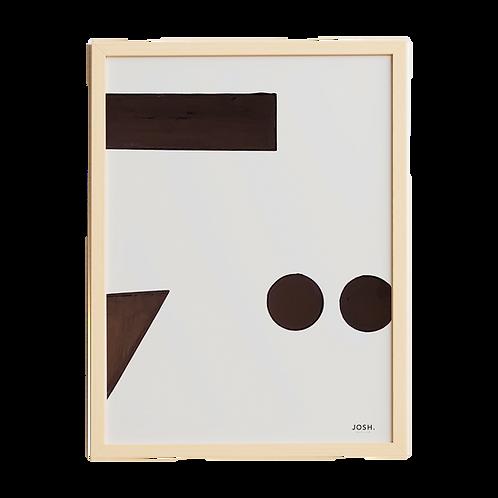JOSH - Quadro Figuras Geométricas
