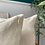 Thumbnail: JOSH - Capa de Almofada Duo (linho + algodão cru) 45x45
