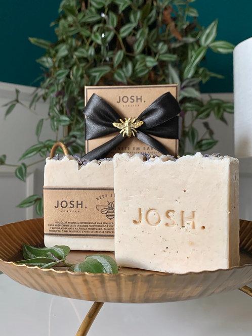 JOSH - Sabonete Natural com Mel (Lavanda)