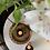 Thumbnail: JOSH - Porta Velas de Porcelana Branco e Preto
