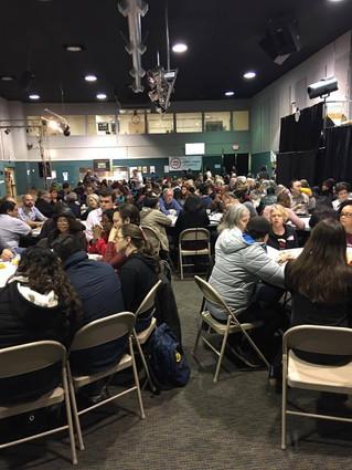 Tenants Speak, Legislators Listen event